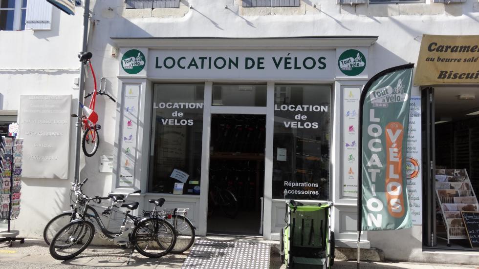 Location de vélos Le Bois Plage en Ré Toutà vélo # Location Velo Bois Plage
